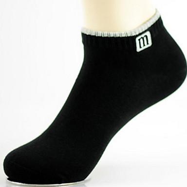 Low Cut Socken Herrn Atmungsaktiv Schweißableitend Reibungsarm - 12 Paare für Yoga Pilates Golfspiel Fussball Radsport / Fahhrad Fitness