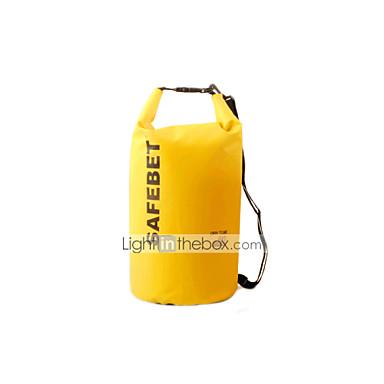 5 L Vízálló Dry Bag Utazás Duffel Vízálló zsák Vízálló Púdertartó Többfunkciós Lebegő mert Úszás Tengerpart Kempingezés és túrázás Utazás