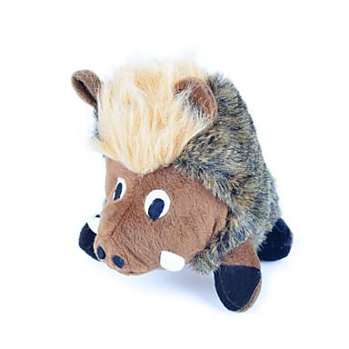 Brinquedos Felpudos rangido Porco Porco Têxtil Para Gato Cachorro