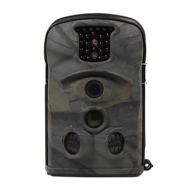 bestok® vidvinkel 120 ° trail jagt kamera hd skjult for mere miljø scouting dyr understøtter multi sprog