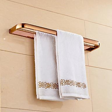 Handtuchhalter Moderne Messing 1 Stück - Hotelbad 2-Turm-Bar