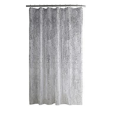 Duschvorhänge Modern Polyester Punkt Maschinell gefertigt