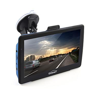 מפת 7 אינץ 'מסך מגע GPS לרכב ניווט FM HD 128M 8GB אוסטרליה הנייד