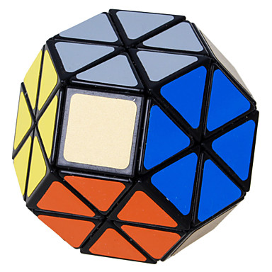 Rubiks kube WMS Alien Glatt Hastighetskube Magiske kuber Kubisk Puslespill profesjonelt nivå / Hastighet Gave Klassisk & Tidløs Jente