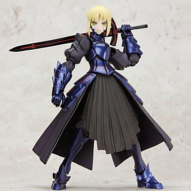 Anime Action Figurer Inspirert av Fate/Stay Night Saber 15 CM Modell Leker Dukke