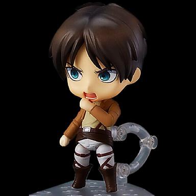 Anime Akcijske figure Inspirirana Napad na Titanu Eren Jager 30 CM Model Igračke Doll igračkama