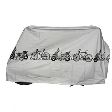 hesapli Bisiklet Çantaları-Bisiklet Kılıfları Uyumluluk Bisiklet Sentetik Su Geçirmez / Rüzgar Geçirmez / Toz Geçirmez / Diğer Bisiklet Beyaz