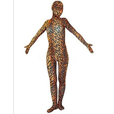 Zentai Anzüge Ninja Zentai Kostüme Cosplay Kostüme Tier Gymnastikanzug / Einteiler Zentai Kostüme Elasthan Lycra Herrn Damen Weihnachten