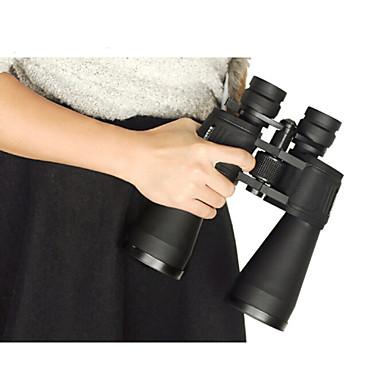 povoljno Jednogledi, dvogledi i teleskopi-Mogo 180 X 50 mm Dvogled Vodootporno Visoka rezolucija Fogproof Többrétegű bevonat Night Vision PU koža Guma / Lov / Promatranje ptica