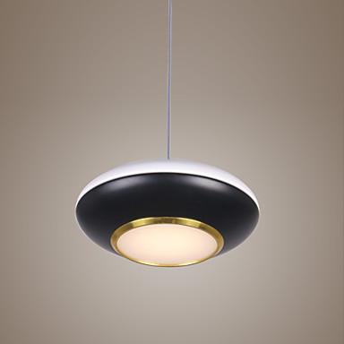 מודרני / עכשווי LED מנורות תלויות תאורה כלפי מטה עבור סלון חדר שינה מטבח חדר אוכל משרד חדר ילדים כניסה חדר משחק מסדרון חניה לבן חם לבן 900