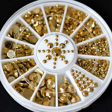 1PC מסמר תכשיטים קלסי פאנק יומי קלסי פאנק איכות גבוהה