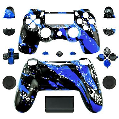 Peliohjaimen varaosat Käyttötarkoitus PS4 ,  Peliohjaimen varaosat ABS 1 pcs yksikkö