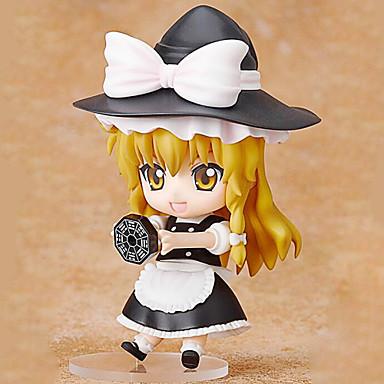 Figuras de Ação Anime Inspirado por Projecto de Touhou Marisa Kirisame 10 CM modelo Brinquedos Boneca de Brinquedo
