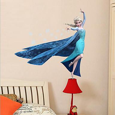 Cartoon Design Wand-Sticker 3D Wand Sticker Dekorative Wand Sticker Haus Dekoration Wandtattoo Wand