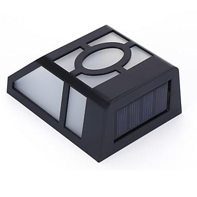 solarne zidne lampe 2 vodio otvoreni vodootporan vrt slijeda stepenice solarni svjetlo žarulje