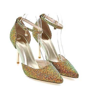 Talon Habillé Vert Escarpin Rose Personnalisées Matières Aiguille Femme Eté Basique Chaussures 04923034 Printemps Noir 4vq7cxwK0B