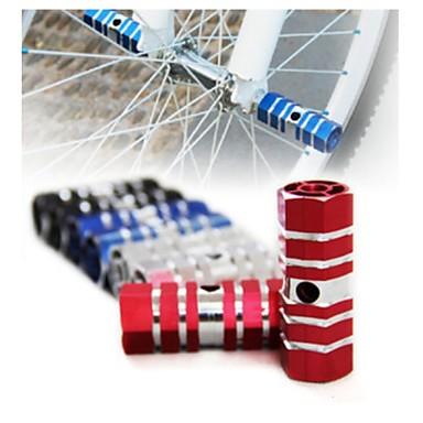 פדלים רכיבת פנאי רכיבה על אופניים / אופנייים אופניים הילוך קבוע BMX אופני כביש אופני הרים עמיד למים אלומיניום - 2