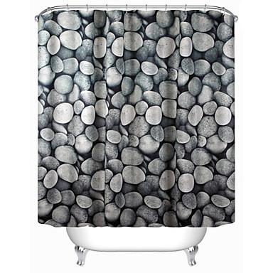 Moderni Polyesteri - Korkealaatuinen Suihkuverhot