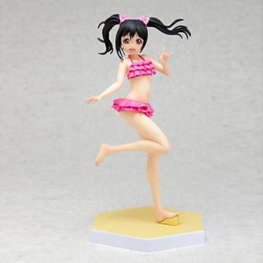 אוהב את חיים אחרים PVC נתוני פעילות אנימה צעצועי דגם בובת צעצוע