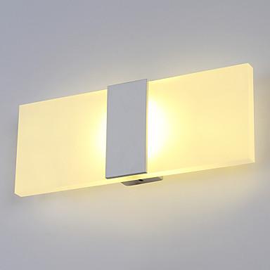 벽 빛 엠비언트 라이트 벽 램프 6W 110-120V 220-240V 집적 LED 모던/콘템포라리 페인팅