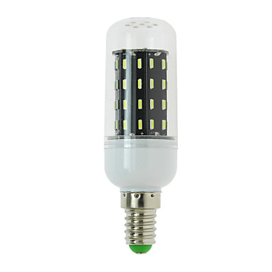 E14 G9 GU10 B22 E12 E26 E26/E27 LED-maissilamput T 56 SMD 4014 300 lm Lämmin valkoinen Kylmä valkoinen AC 85-265 V 1 kpl