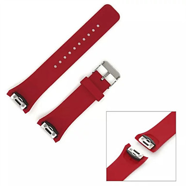 neue Silikon verstellbare Ersatz Armband Band für Samsung Gear s2 (SM- r720) klassisch