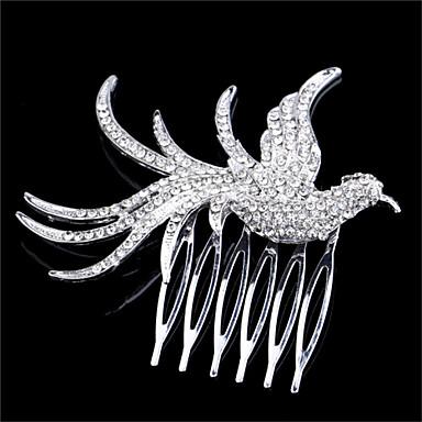 korostaen morsian helmi päähine kammat kampa Erikoisvanteet kruunu morsiamen korut