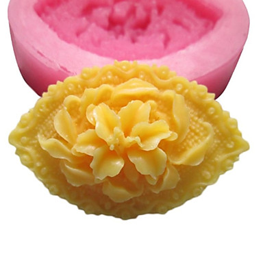 Mold Flower For Pie For Cookie For Cake Silicone Eco-friendly DIY Thanksgiving
