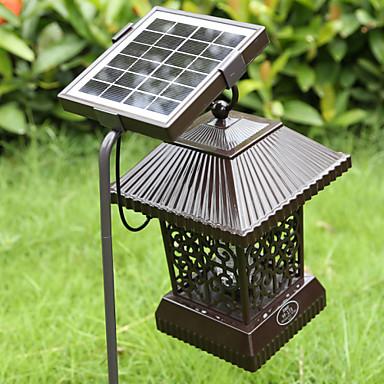 1 Pça. Luz de Decoração / Luzes Solares LED Solar / Bateria Recarregável / Impermeável