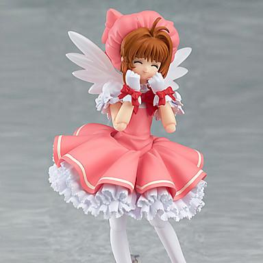Anime Action Figurer Inspirert av Cardcaptor Sakura Cosplay PVC 15 CM Modell Leker Dukke