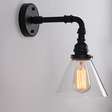 BriLight Traditionell-Klassisch Wandlampen Metall Wandleuchte 110-120V / 220-240V 60W