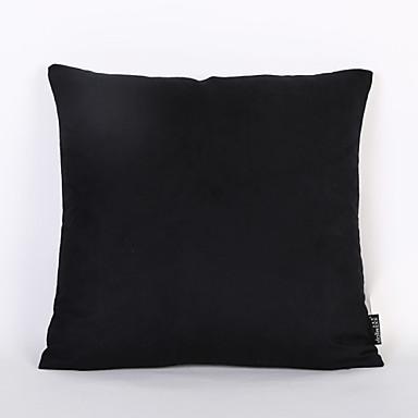 1 kpl Polyesteri Tyynynpäälinen, Pintakäsitelty Perinteinen