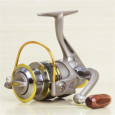 Pyörökelat 5.2:1 8.0 Kuulalaakerit exchangable Merikalastus Virvelöinti Makean veden kalastus Yleinen kalastus-GS5000
