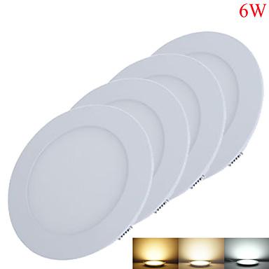 500~550 lm Instrumententafel-Leuchten 30 Leds SMD 2835 Dekorativ Warmes Weiß Kühles Weiß Natürliches Weiß DC 24V DC 12V