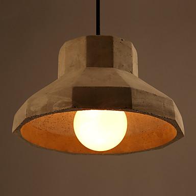 מסורתי / קלסי מנורות תלויות עבור סלון חדר אוכל משרד חדר משחק חניה AC 100-240V נורה אינה כלולה