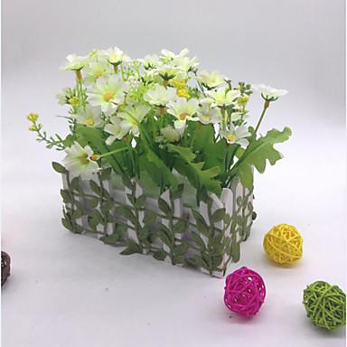 Polyester Gänseblümchen Künstliche Blumen