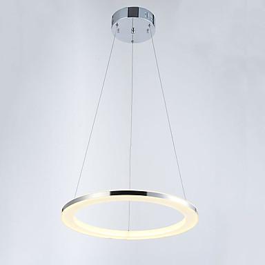 Modern/Zeitgenössisch Kristall LED Pendelleuchten Raumbeleuchtung Für Wohnzimmer Schlafzimmer Küche Esszimmer Studierzimmer/Büro