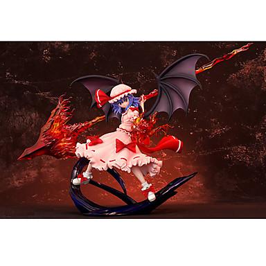 Anime Action-Figuren Inspiriert von Touhou Projekt Cosplay PVC 25 CM Modell Spielzeug Puppe Spielzeug