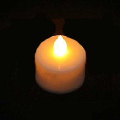 1pc lm Tischlampen Wandleuchte LED Kerzen-Glühbirnen Leds Hochleistungs - LED Dekorativ Warmes Weiß