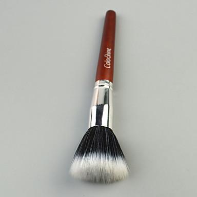 1 Form-Bürste Künstliches Haar Berufs Holz Gesicht Andere