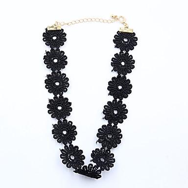 Damen Modisch Halsketten Spitze Halsketten . Besondere Anlässe Geburtstag Geschenk