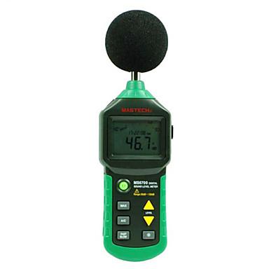 Mastech ms6700 grønt for lyd nivåmåler