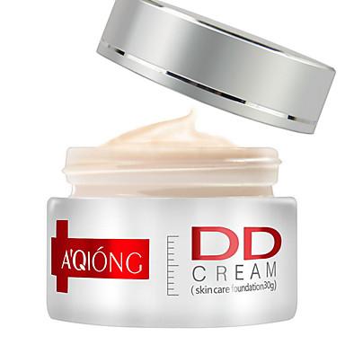 Einfarbig Cream Concealer / Kontur 1 pcs Trocken / Nass / Kombination Wasserdicht / Weiß machen / Anti-Aging Korpus / Gesicht China Bilden Kosmetikum
