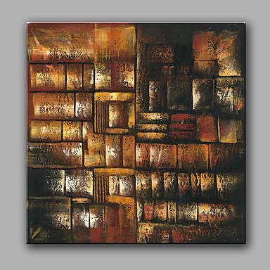 Maalattu Fantasy Neliö,Moderni 1 paneeli Kanvas Hang-Painted öljymaalaus For Kodinsisustus