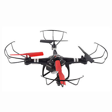 Kameralennokki WL Toys Q222 4CH 6 Akselin Headless Mode - toiminto 360 Asteinen Lento Kerää Flight Data Ground Station Leijailla