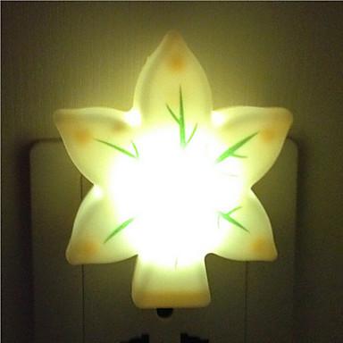kreativ warmweiß lässt Lichtsensor Baby in Bezug Schlaf Nachtlicht (gelegentliche Farbe)