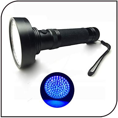 On-Off LED Lommelygter LED 100 lm 1 Modus - Vanntett Forfalskning Detektor Ultrafiolett lys Dagligdags Brug Reise