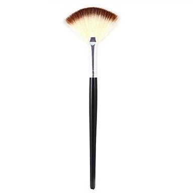 1pcs Makeup børster Profesjonell Pudderbørste Syntetisk hår Middels børste
