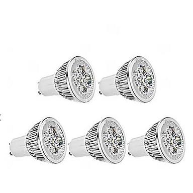 4W 350 lm GU10 LED Spot Lampen MR16 1 Leds Warmes Weiß AC85-265
