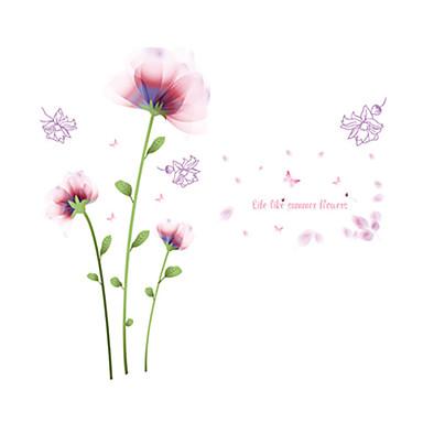 citater om blomster Dekorative Mur Klistermærker   Fly vægklistermærker Landskab / Dyr  citater om blomster